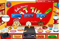 Play Bubu Family - Eat Time game