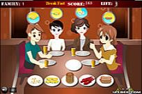 Play Family Banquet game