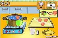 Play Cooking Show - Russian Salad game