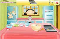 Play Emma's Recipes Chocolate Chip Cookies game