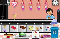 Play Ice Cream Factory game