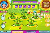 Play Luna's Magic Flower Shop game