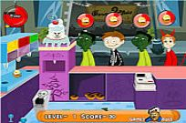 Play Halloween Ice Cream game