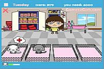 Play Veterinarian game