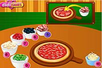 Play Bella's Pizza game