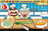 Play Cooking Apprentice game