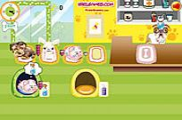 Play Dr. Bulldogs Pet Hospital game