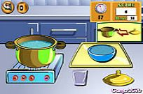 Play Cooking Show: Chicken Fried Rice game