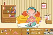 Play Girls Room Hidden Object game