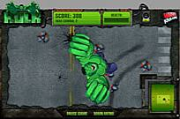 Play Hulk Central Smashdown game