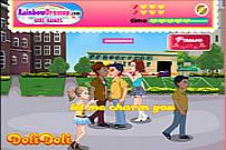 Play Charming School game