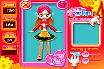 Play Sue Doll Maker game
