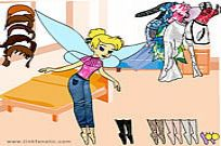 spielen Tinkerbell Dress Up 7 Spiel