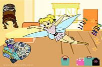 Play Tinkerbell Dress Up 6 game