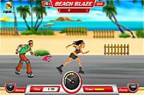 Play Beach Blaze game