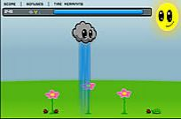 Play Ma-ku The Rain Cloud game