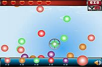 Color Bubbles Dispara Juego