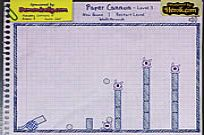 Play Paper Cannon game
