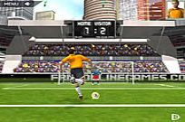 Play Premier League : Penalties game