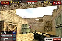 Play Mission Commando game