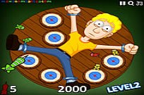 Play Risky Darts game