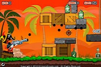 Play Alien Bottle Buccaneer game