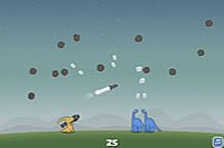 Play Dinosaurs and Meteors game