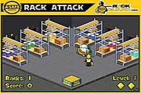 Play A-Safe Rack Attack game