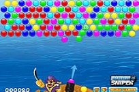 Play Pirates Bubbles game