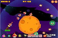 Play Angry Duck Space game