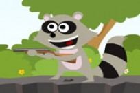 Play Crazy Racoon game