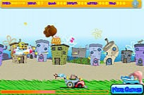 Play Spongebob Shooter game