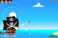 играя Angry Pirates игра