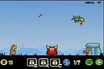 Play Bamboo Dino game