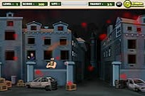 Play Shooting Batman game