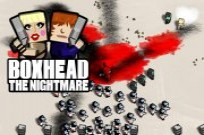 Play Boxhead the Nightmare: Biever and Baby game