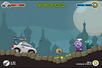 Play Wheels and Zombies game