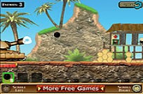 Play Desert Storm Game game