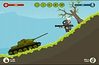 Play Russian Tank vs Hitler's Army game