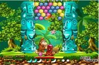 Play Donkey Kong Jungle Ball game
