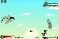 Play Ben10 Sky Battle game