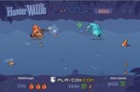 Play Hunter Willie game