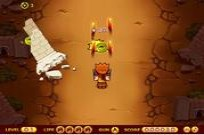 Play Alien Hunters game