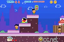 Play Crayon Shin Chan Adventure game