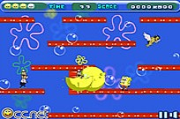 Play SpongeBob Adventure game
