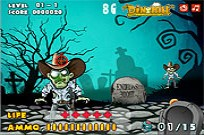 Play Super Zombies Hunter game