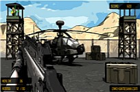 Urban Combat Shooter Game