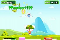 Good Shouter Baby Rabbit Game