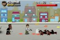Play Ben 10 Gang War game
