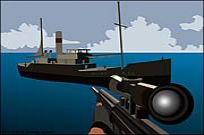 Play Foxy Sniper - Pirate Shootout game